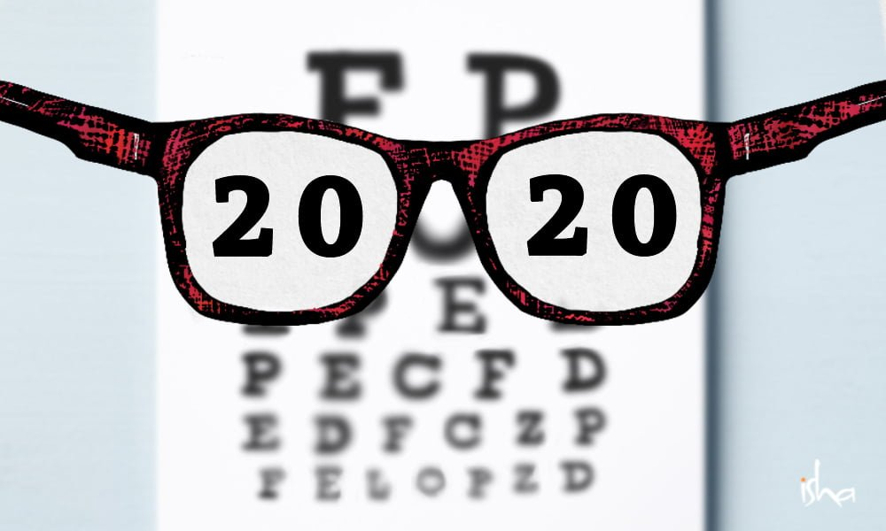 5 orodij, da bo leto 2020 za vas leto notranje jasnosti in vizije